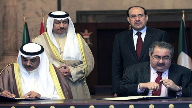 Kuwait agrees to release Iraq from Chapter VII
