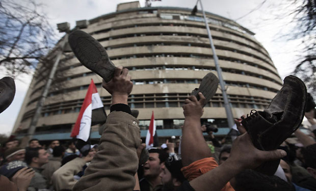 Egypt's new TV channels: Who pays the piper?