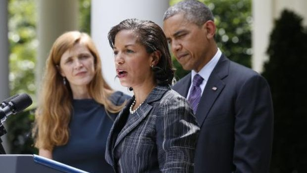 Obama picks loyalist Susan Rice as national security adviser