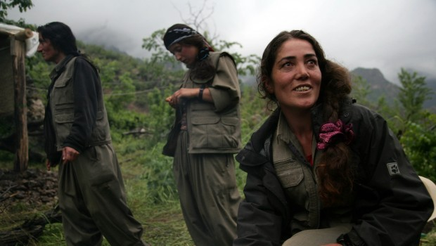 PKK elects new leadership as Iran steps up border presence