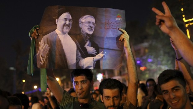 Iran: Khatami hails end of Ahmadinejad era