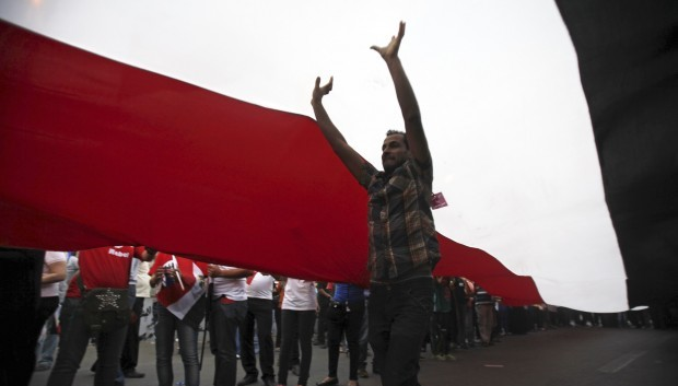 Opinion: A moment of change in Egypt