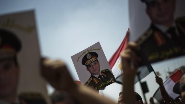 Opinion: El-Sisi, a true military man