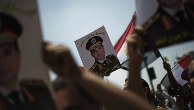Debate: Mursi's ouster was not a military coup