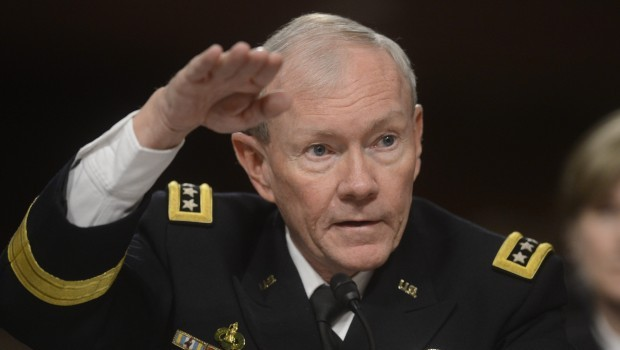 US military chief outlines options for Syria