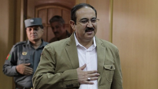 Afghan parliament sacks interior minister over security issues