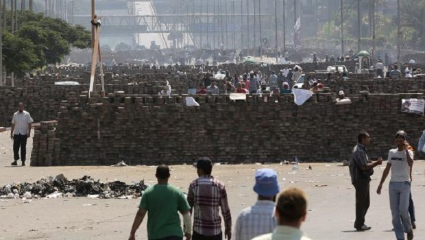 Officials: Death toll in Egypt clashes passes 75