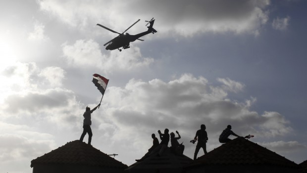Opinion: The army's role in the Egyptian crisis