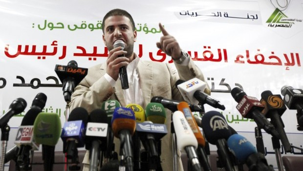 Mursi family threatens military institutions with legal action