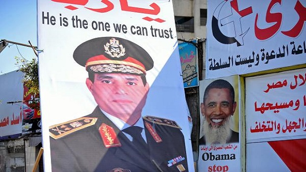 "Egyptian leaders reject ""return to Mursi era"""