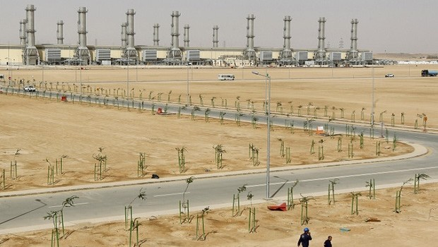 Saudi Electric Co. completes fuel pipeline for power plant