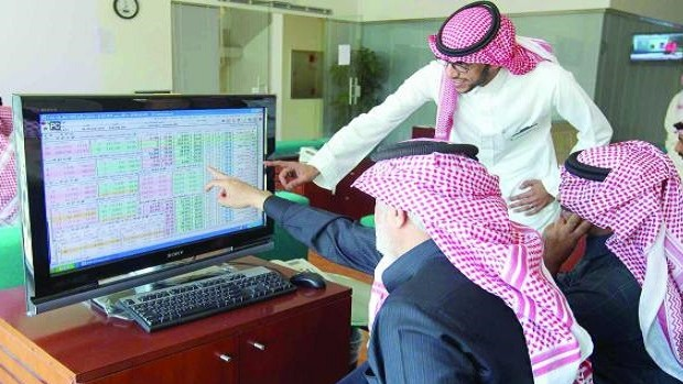 GCC stock markets fluctuate as Egyptian index rises