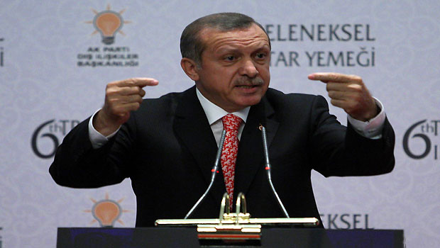 Turkey's Erdoğan threatens to sue Times for publishing critical letter
