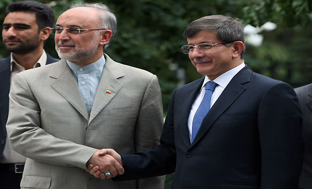 Iranian, Turkish foreign ministers discuss Egyptian crisis