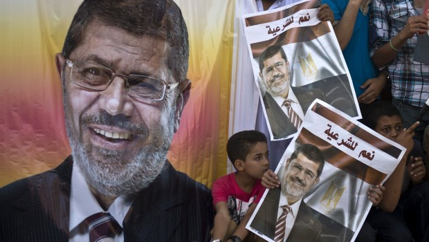 Egypt: Government detains Mursi for another 15 days