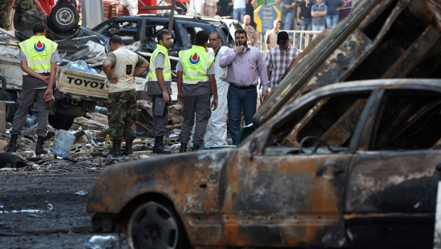 Unknown group claims responsibility for Beirut bombing