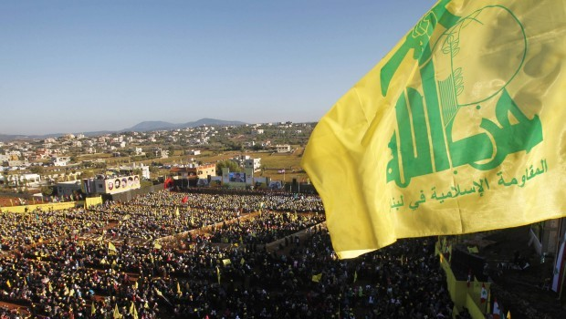 Hezbollah Goes All In