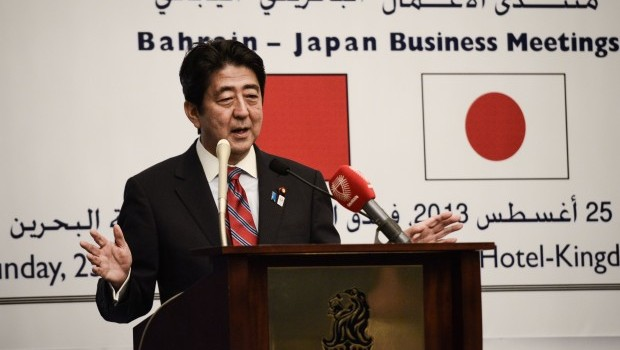 In conversation with Shinzo Abe