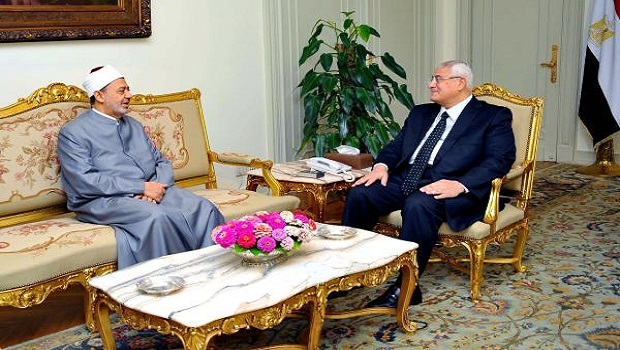 Al-Azhar calls for reconciliation in Egypt
