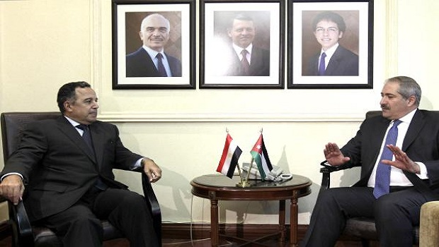 Egyptian foreign minister discusses Syria with Kerry
