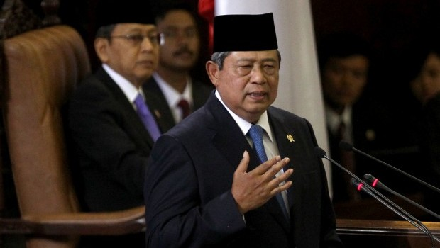 Indonesian president worried by growing religious intolerance