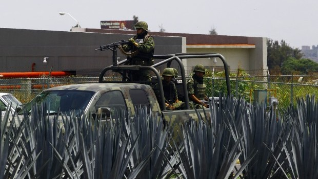 Mexican army detains key leader of major drug cartel