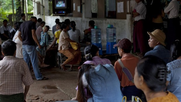 Myanmar facing 'urgent' drug-resistant TB threat