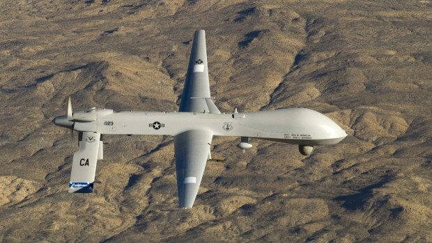US seeks Libyan permission for drone attacks, says source