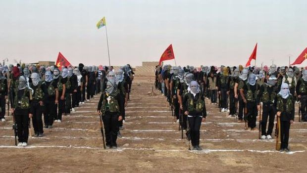 Kurdish organization in Iran is prepared to send fighters to Syria