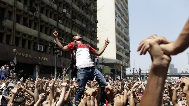 Opinion: The Privatization of the Arab Spring