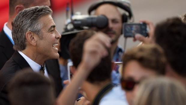 George Clooney on Venice, Gravity and Superheroes