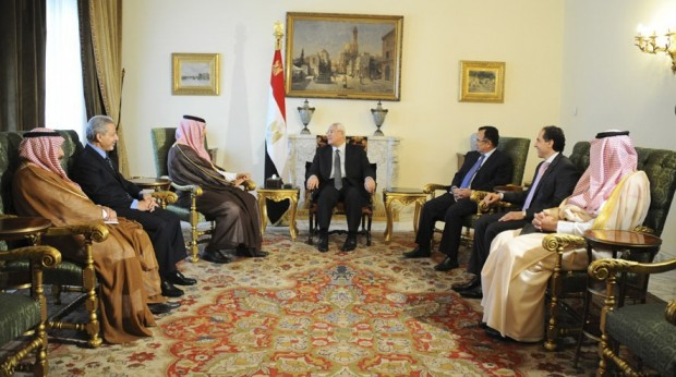 Saudi and Egyptian officials discuss cooperation