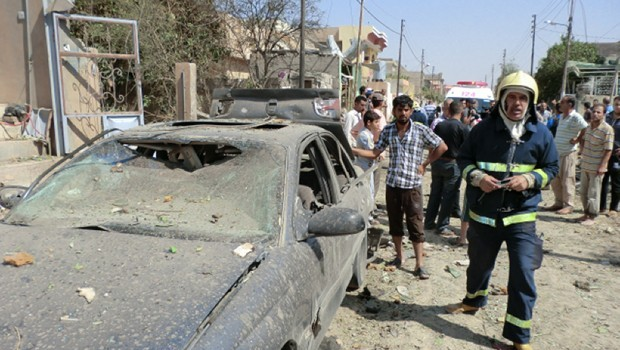 Iraqi forces arrest Douri's top aide