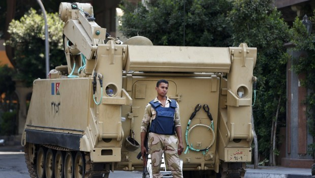 Egypt extends state of emergency until November