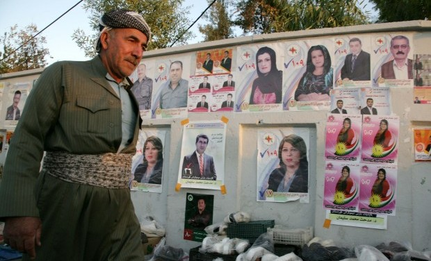 Kurdistan: PUK rallies support as elections approach