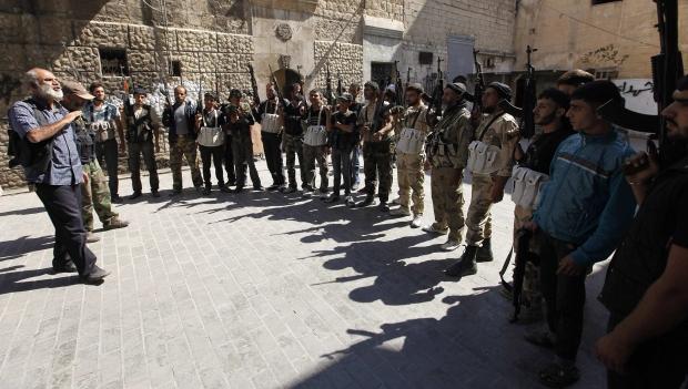 Syrian rebels kill major Al-Qaeda figure in clashes near Idlib