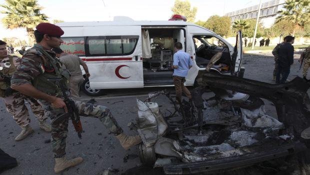 Erbil governor: Al-Qaeda may be behind Sunday car bombings