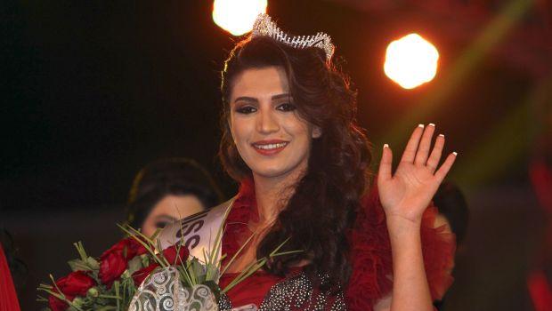 Iraqi Kurdish region crowns Miss Kurdistan 2013
