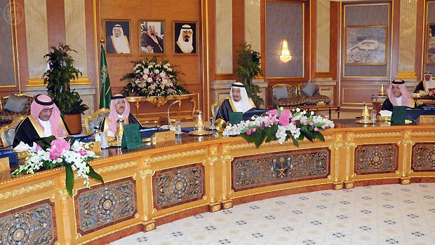 Saudi cabinet calls for stronger measures on Syria