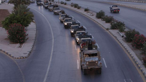 Libya: Military police chief killed in Benghazi