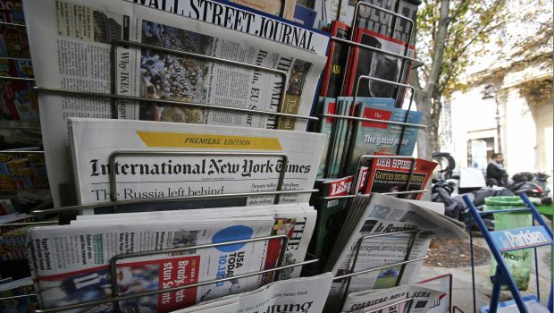 New York Times goes global by rebranding IHT