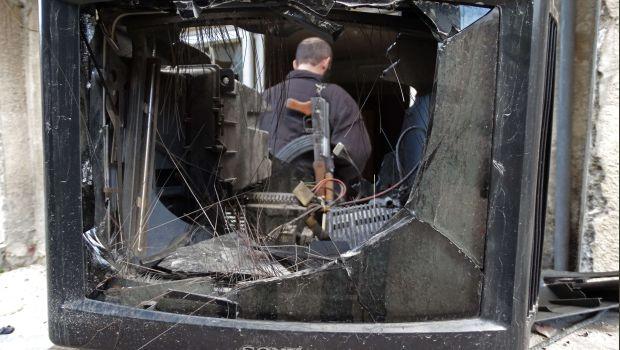 Syria: Rebel-run prisons emulating Assad torture tactics