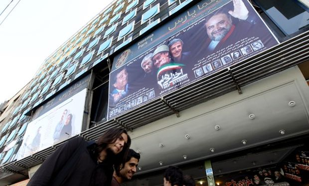 Iranian film industry on the decline, but light at the end of the tunnel