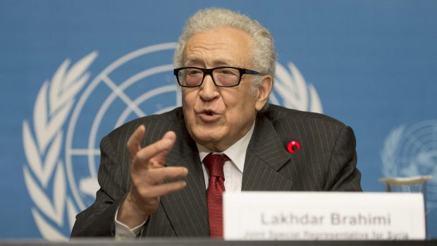 Geneva II: Brahimi looking for light at the end of the tunnel