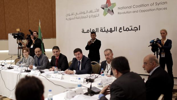 Syrian Coalition to decide on Geneva II and new chief on Monday