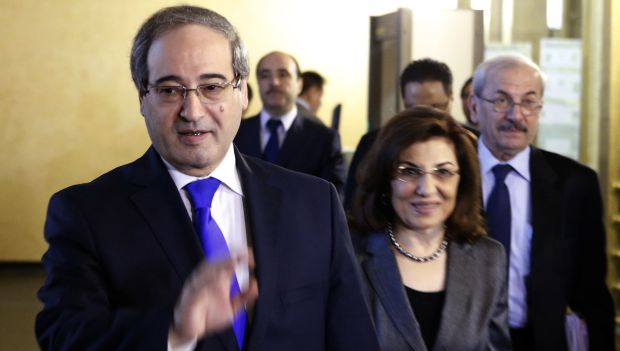 Syria: Geneva II conference to be held in mid-December