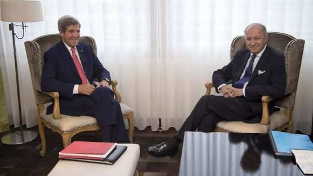 Kerry, Russian FM join Iran nuclear talks