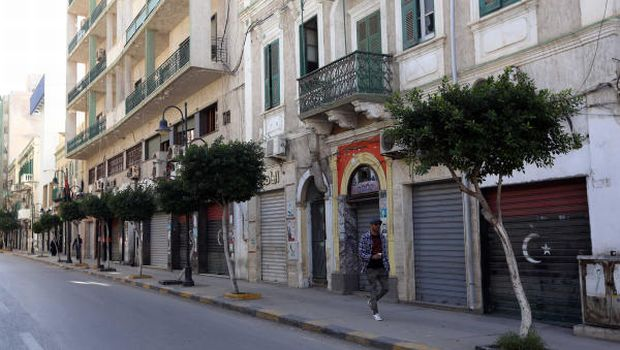Libya's capital goes on strike over militia attack