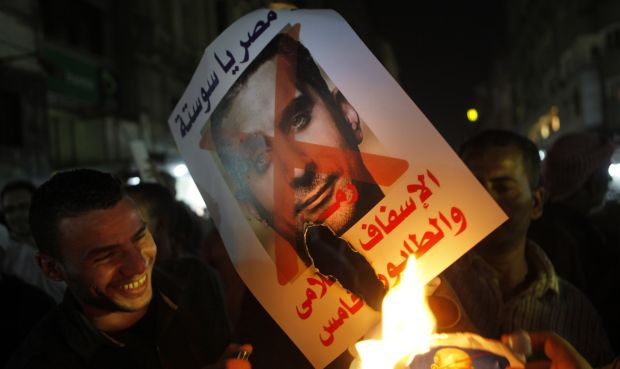 Press Watchdog slams Bassem Youssef suspension