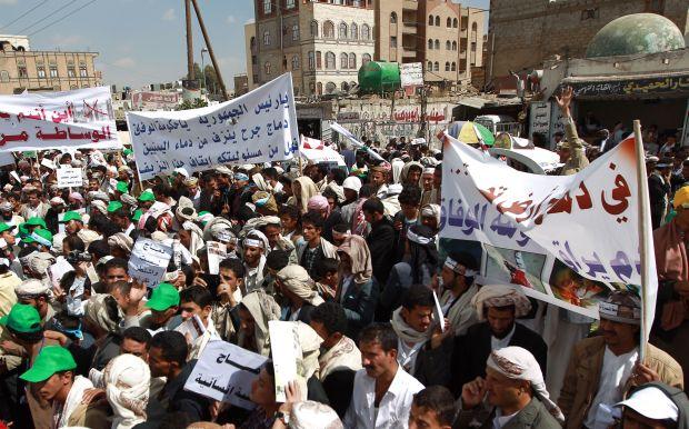 Yemen: Houthi–Salafist ceasefire negotiations break down